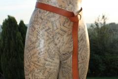 Viking Long Belt by Evancliffe Leathercraft