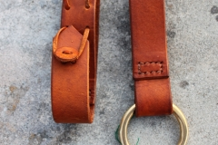Tankard & Dagger Belt Loops by Evancliffe Leathercraft