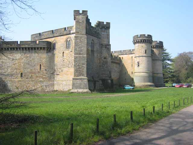 North East Re-enactors & Larp Market - Brancepeth Castle