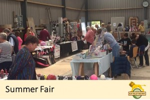 Aln Valley Railway Summer Fair