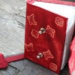 Evancliffe Leathercraft Hand Bound Leather Journal Workshop
