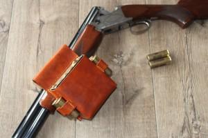 Cartridge Holder by Evancliffe Leathercraft