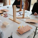 Training Workshop at Evancliffe Leathercraft