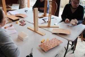 Evancliffe leathercraft Training Workshop Photo Gallery