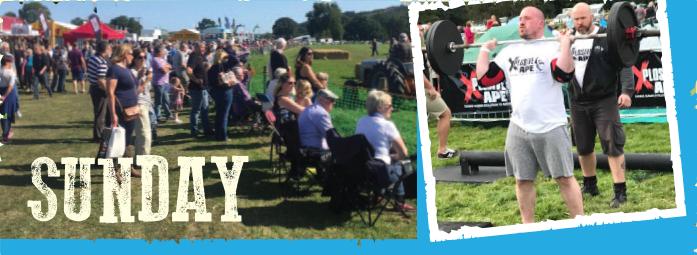 Wolsingham Show Sunday