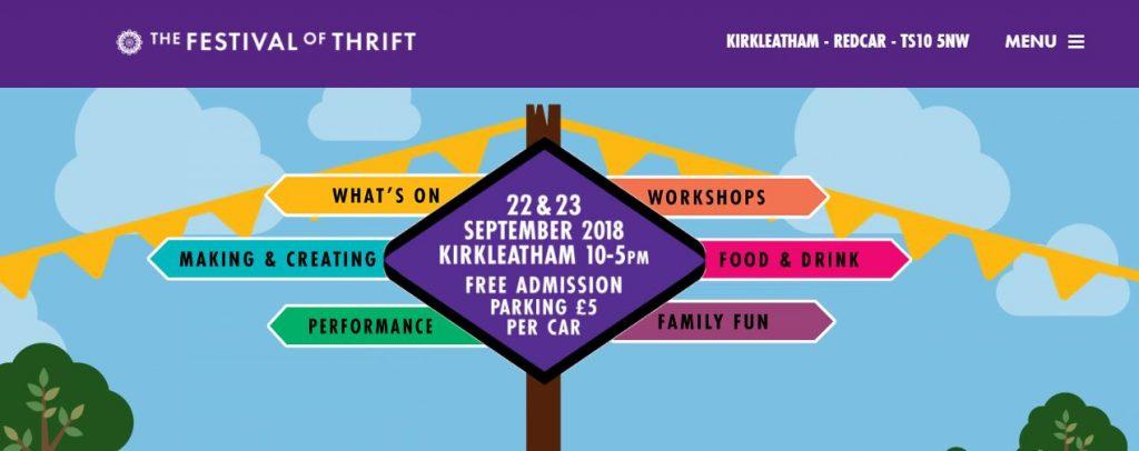 Festival of Thrift 2018