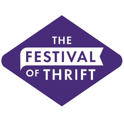 The Festival of Thrift Logo