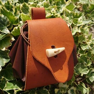Possibles Pouch by Evancliffe Leathercraft