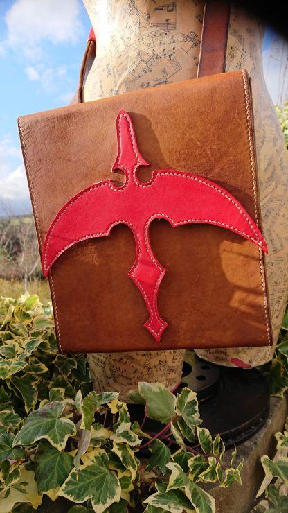 Evancliffe Leathercraft Dragon bag