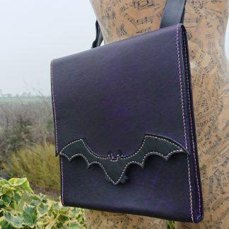 Evancliffe Leathercraft Bat Bag