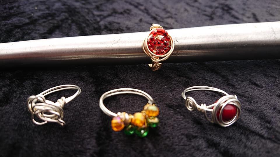 Wire Wrapped Jewellery Workshop